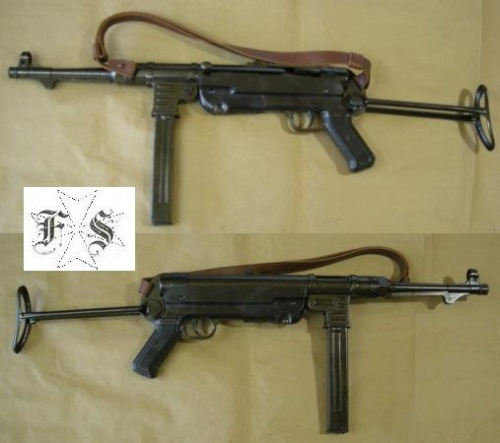 MP40 INERTE FULLMETAL