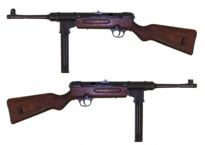 MP41 INERTE WW2 SIMULACRO