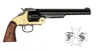 REVOLVER SMITH & WESSON USA 1869