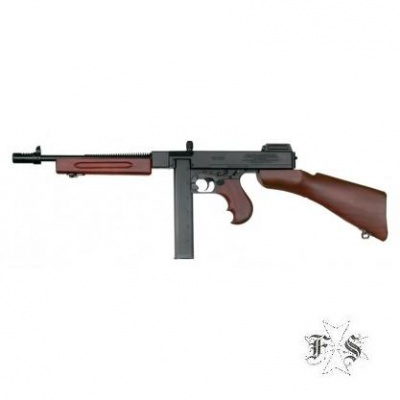 THOMPSON M1A1 FULL METAL SOFTIAR KING ARMS