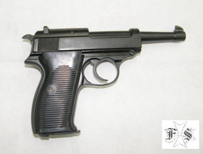 WALTHER P 38 A SALVE 8 mm
